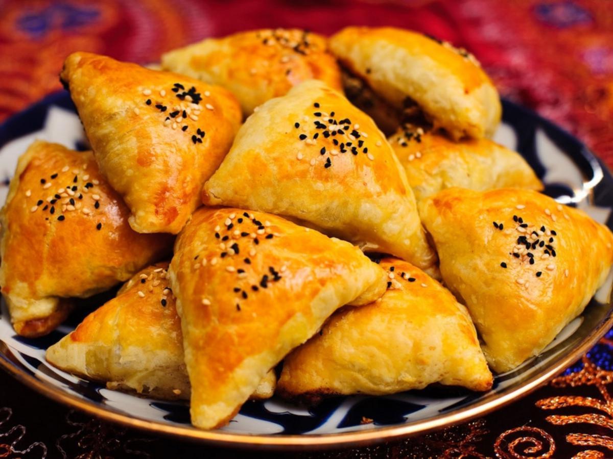 Рецепты самсы по узбекски