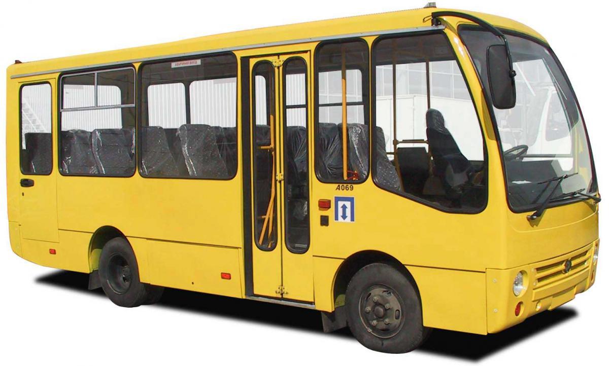 Движение транспорта Автостанция-Саур-Могила 7 сентября  2019 года